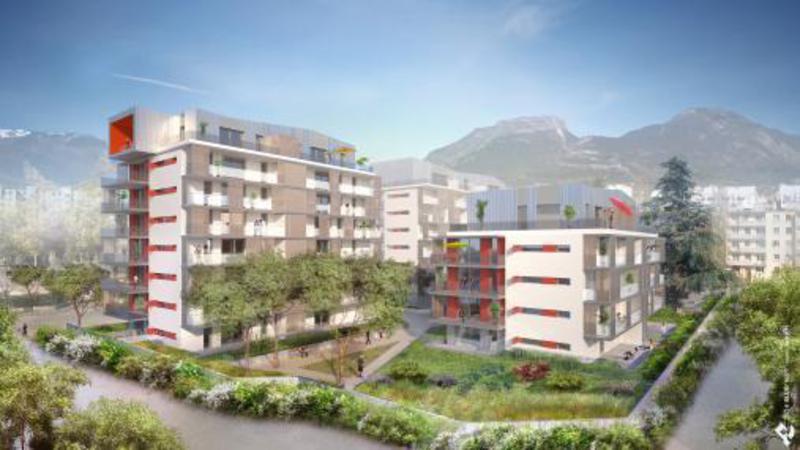 LES TERRASSES DE NOTRE DAME – Grenoble (38)