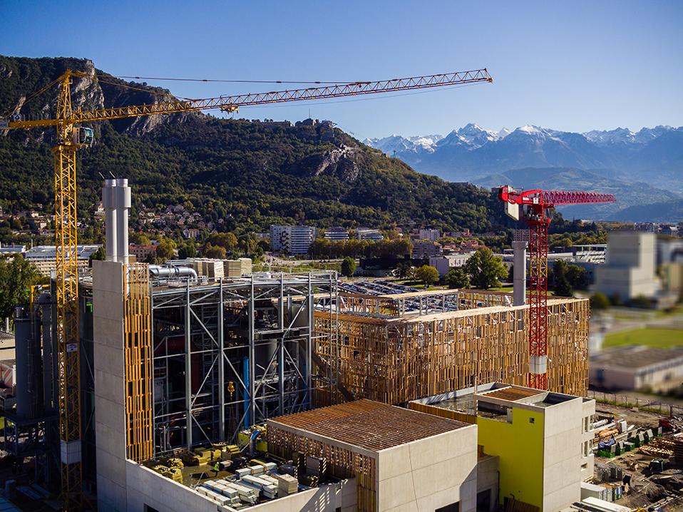 CHAUFFERIE BIOMAX – Presqu'île Grenoble (38)
